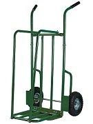 chariot à bois Ribiland test