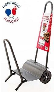 chariot à bois Mermier